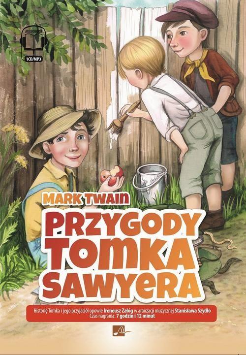 PRZYGODY Tomka Sawyera - Mark Twain - audiobook