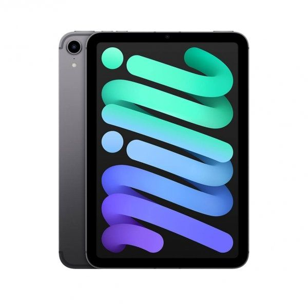 "Apple iPad mini 6 8,3"" 64GB Wi-Fi + Cellular (5G) Gwiezdna szarość (Space Gray)"