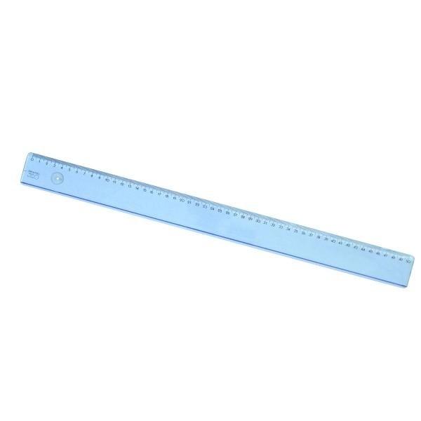 Linijka plastikowa PRATEL 60 cm - X02610