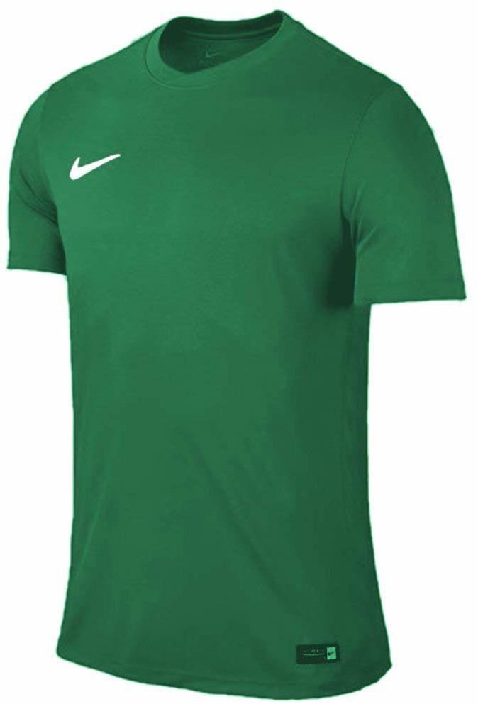 Nike Koszulka męska Dry Park VII, Pine Green/White, S, BV6708-302