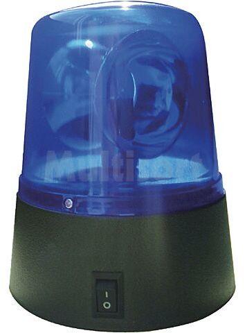 Niebieskie światło ostrzegawcze 3xAA 113x92mm