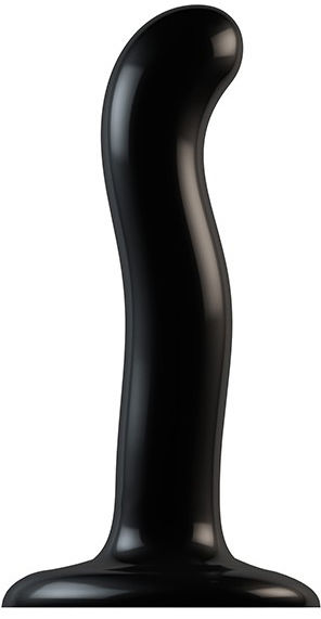 strap-on-me P&G-Spot Dildo Black Size S