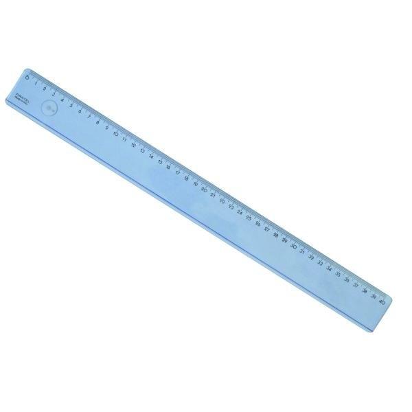 Linijka plastikowa PRATEL 40 cm - X02608