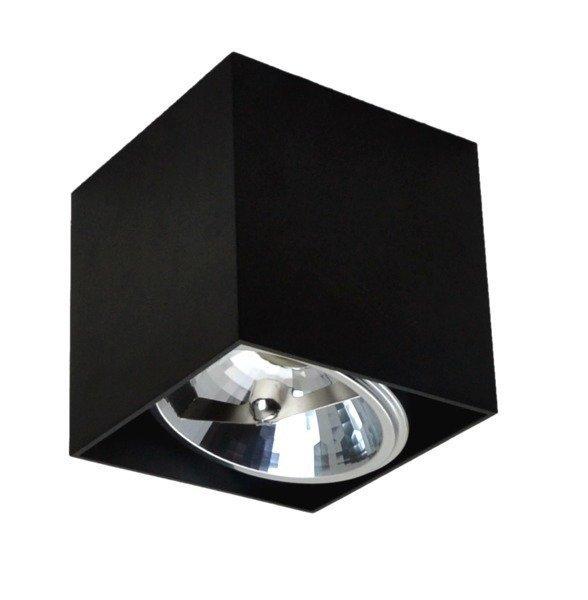 Lampa sufitowa Zuma LINE SPOT BOX Czarny 90432