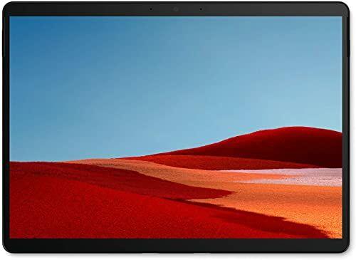 """""""Microsoft Surface Pro X - tablet - SQ1 3 GHz - Win 10 Pro - 16 Go RAM - 256 Go SSD - 13"""" écran dotykowy 2880 x 1920 - Qualcomm Adreno 685 - Wi-Fi, Bluetooth - 4G - noir mat - komercyjny"""", czarny"""
