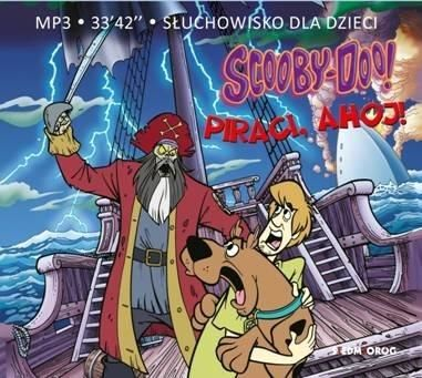 Scooby Doo Piraci Ahoj! ZAKŁADKA DO KSIĄŻEK GRATIS DO KAŻDEGO ZAMÓWIENIA