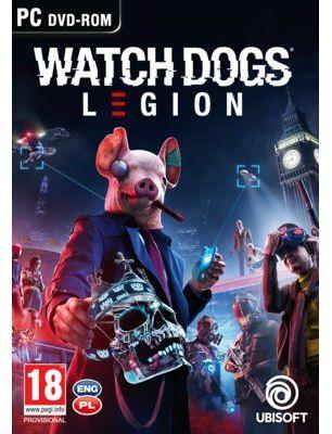 Gra PC Watch Dogs Legion. > DARMOWA DOSTAWA ODBIÓR W 29 MIN DOGODNE RATY