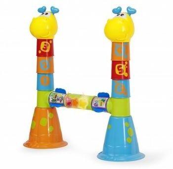Chicco Jungle rugby 3w1 gra wieża bramka piłka