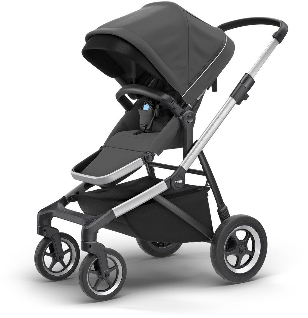 Wózek spacerowy Thule Sleek Shadow Grey - Shadow Grey