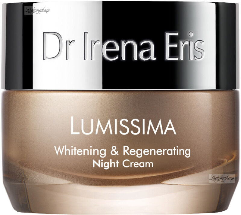 Dr Irena Eris - LUMISSIMA - Whitening & Regenerating - Wybielający krem naprawczy na noc - 50 ml