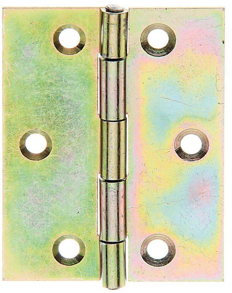 Zawias 53 x 70 mm przykręcany ocynkowany