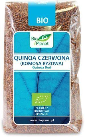 Quinoa Czerwona Komosa Ryżowa 500g - Bio Planet - EKO - 500g