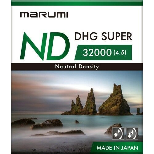 MARUMI Super DHG ND32000 Filtr fotograficzny szary 72mm