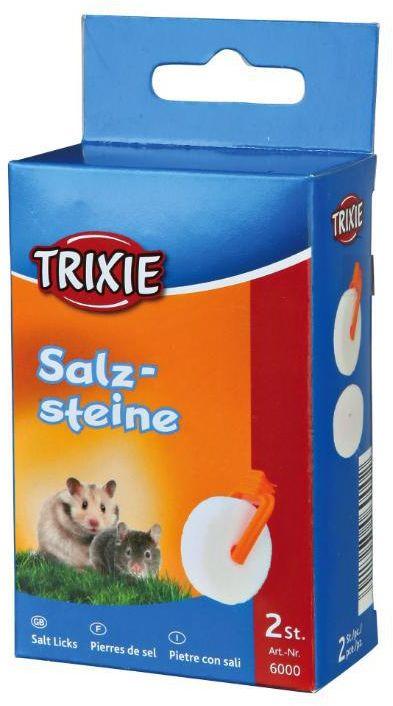 Sól mineralna Trixie dla koła chomika