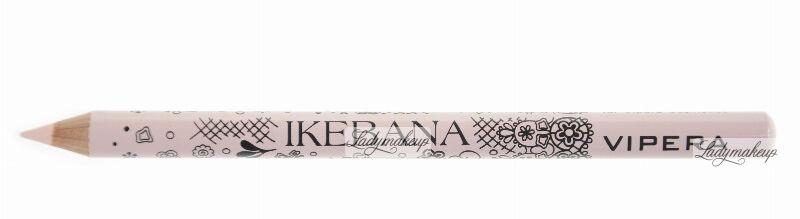 VIPERA - Konturówka do Oczu Ikebana - 264 ECRU