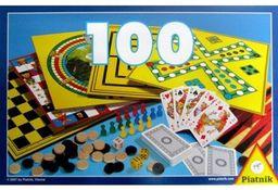 Zestaw 100 gier Piatnik ZAKŁADKA DO KSIĄŻEK GRATIS DO KAŻDEGO ZAMÓWIENIA