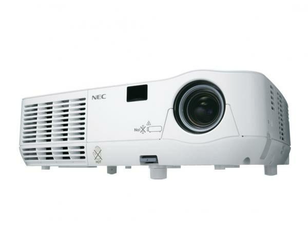 Projektor NEC V260 + UCHWYTorazKABEL HDMI GRATIS !!! MOŻLIWOŚĆ NEGOCJACJI  Odbiór Salon WA-WA lub Kurier 24H. Zadzwoń i Zamów: 888-111-321 !!!