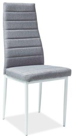 Krzesło H-266 szare  Kupuj w Sprawdzonych sklepach