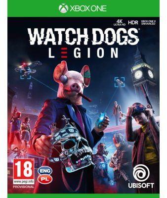 Gra Xbox One Watch Dogs Legion. > DARMOWA DOSTAWA ODBIÓR W 29 MIN DOGODNE RATY