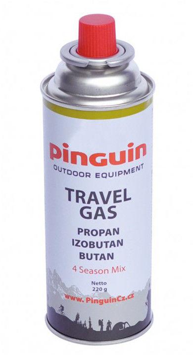 Kartusz Pinguin TRAVEL GAS 220g