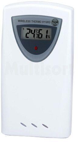 Zewnętrzny czujnik temperatury i wilgotności Bresser
