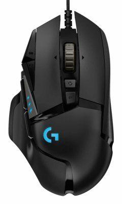 Mysz przewodowa LOGITECH G502 Hero 910-005470. > DARMOWA DOSTAWA ODBIÓR W 29 MIN DOGODNE RATY
