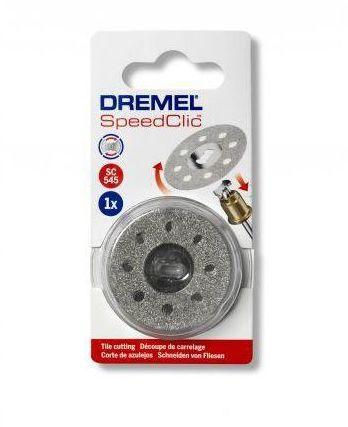Tarcza diamentowa DO BETONU/KAMIENIA/CERAMIKI 38 mm 2615S545JB DREMEL