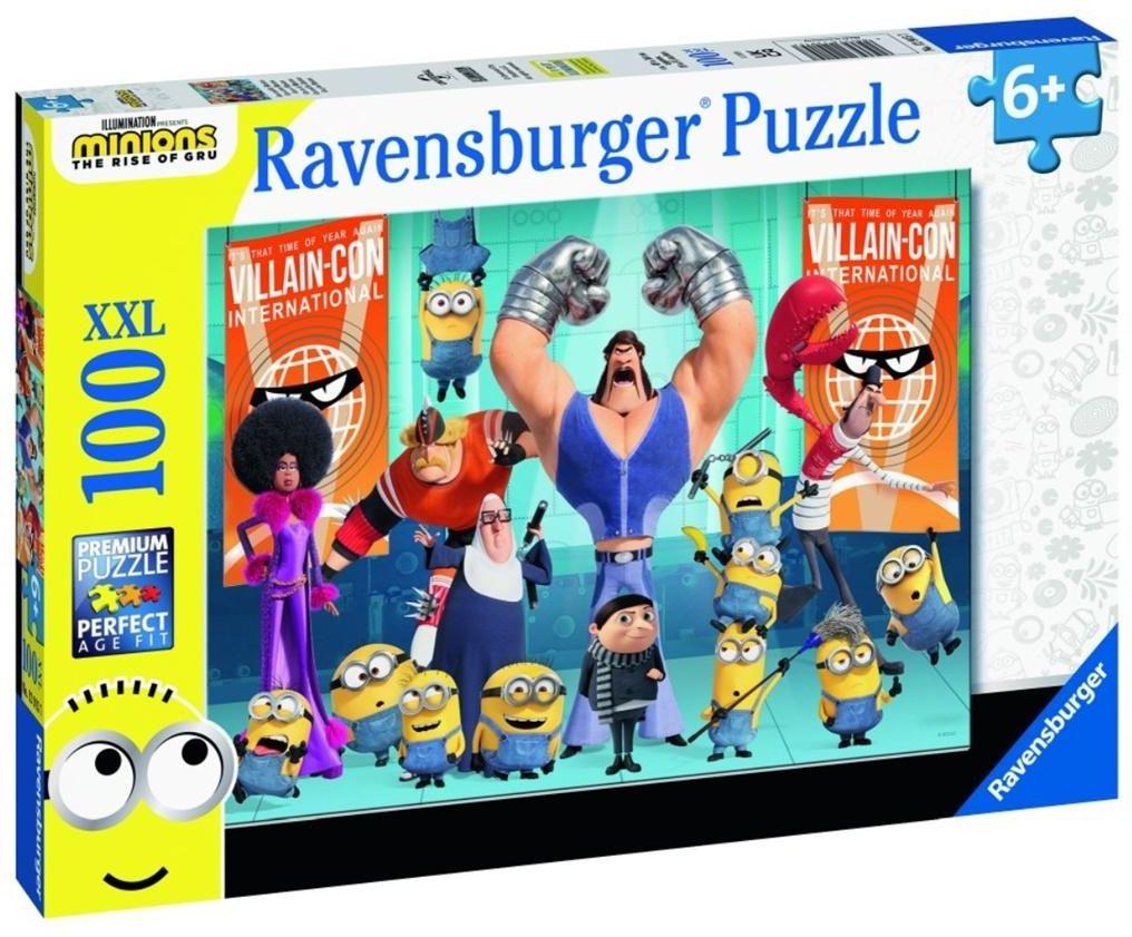 Puzzle 100 Minionki 2 XXL