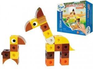 Klocki GIGO - World Life - Żyrafa 7256
