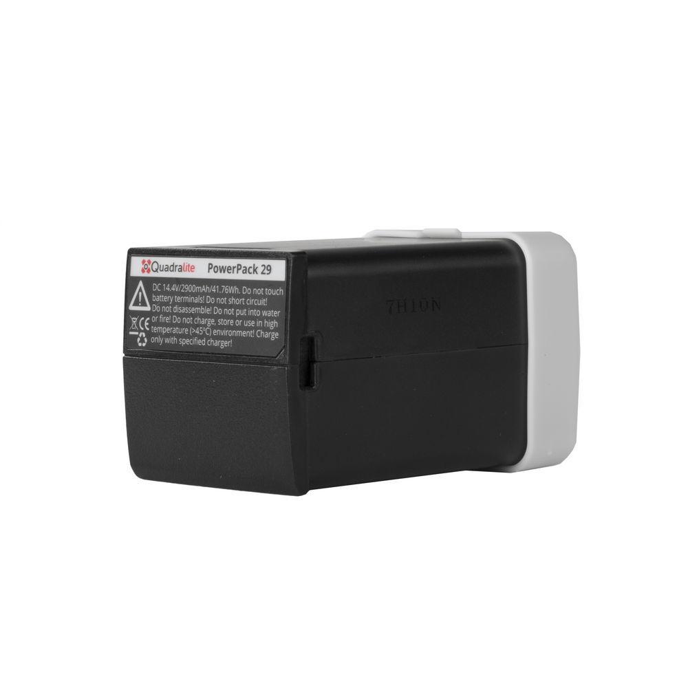 Quadralite PowerPack 29 Battery - akumulator do lamp 200 TTL / 2900mAh Quadralite PowerPack 29 Battery