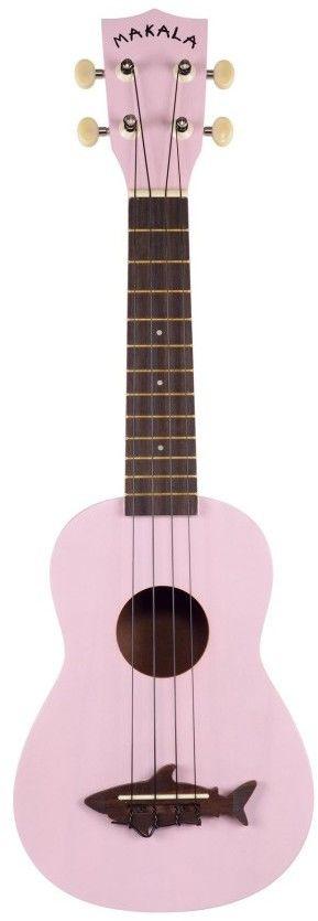 Kala MK SS PNK - ukulele sopranowe