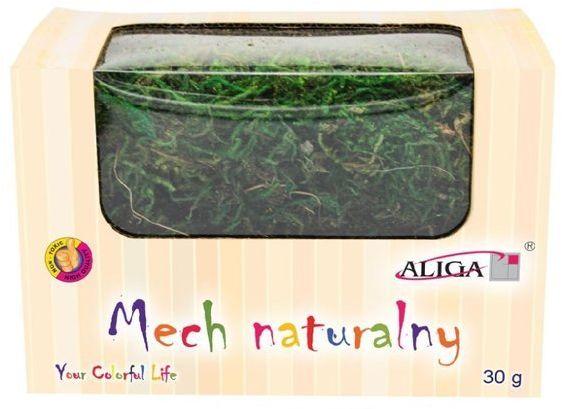 Mech chrobotek naturalny zielony ok. 30g MECH-30