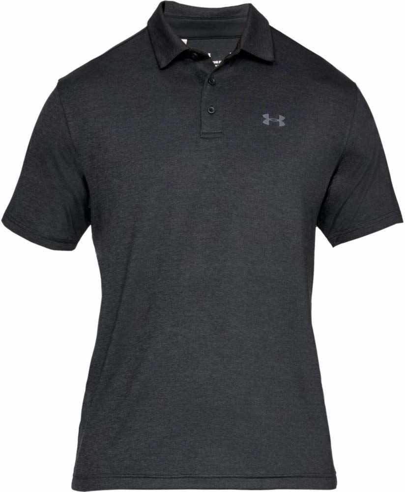 Under Armour Playoff 2.0, koszulka polo z krótkim rękawem, koszulka polo z krótkim rękawem z ochroną przeciwsłoneczną męska