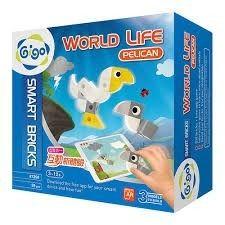 Klocki GIGO - World Life - Pelikan