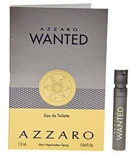 Azzaro Wanted 1,2ml woda toaletowa z atomizerem [M] PRÓBKA