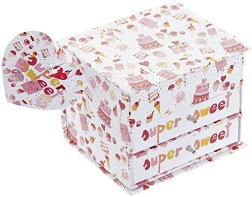 Item LP-166263 Cupcake szkatułka na biżuterię Supersweet, sortowana, TU