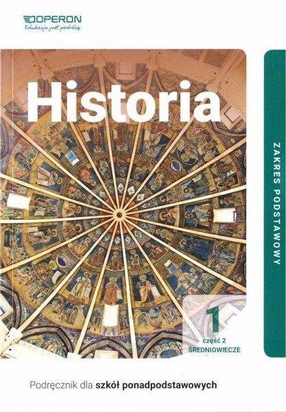 Historia 1 Podręcznik Część 2 Średniowiecze Zakres podstawowy - Janusz Ustrzycki, Mirosław Ustrzycki