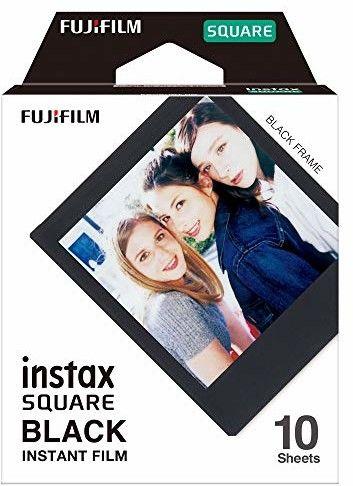 Wkłady Fujifilm Instax Square Film Rainbow (10 sztuk)