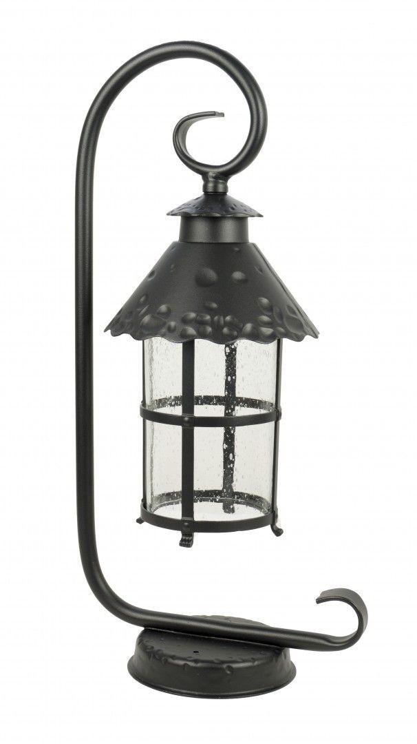 Lampa stojąca ogrodowa Toledo K 4011/1/R Czarny lub patyna IP23 - Su-ma Do -17% rabatu w koszyku i darmowa dostawa od 299zł !