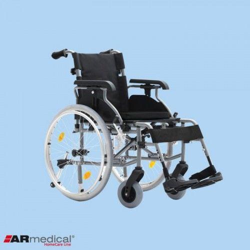 Wózek inwalidzki aluminiowy PRESTIGE AR-350