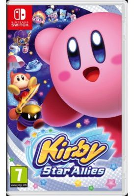 Gra Nintendo Switch Kirby Star Allies