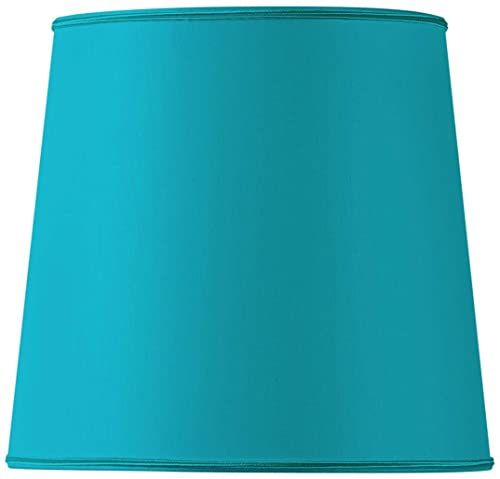 Klosz lampy w kształcie USA, 20 x 16 x 18,5 cm, turkusowy