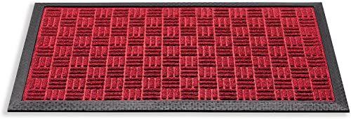 Wycieraczka Supreme rozmiar: 40 cm x 60 cm (4?en - 1 m x 1 m), 12 kolor: czerwony