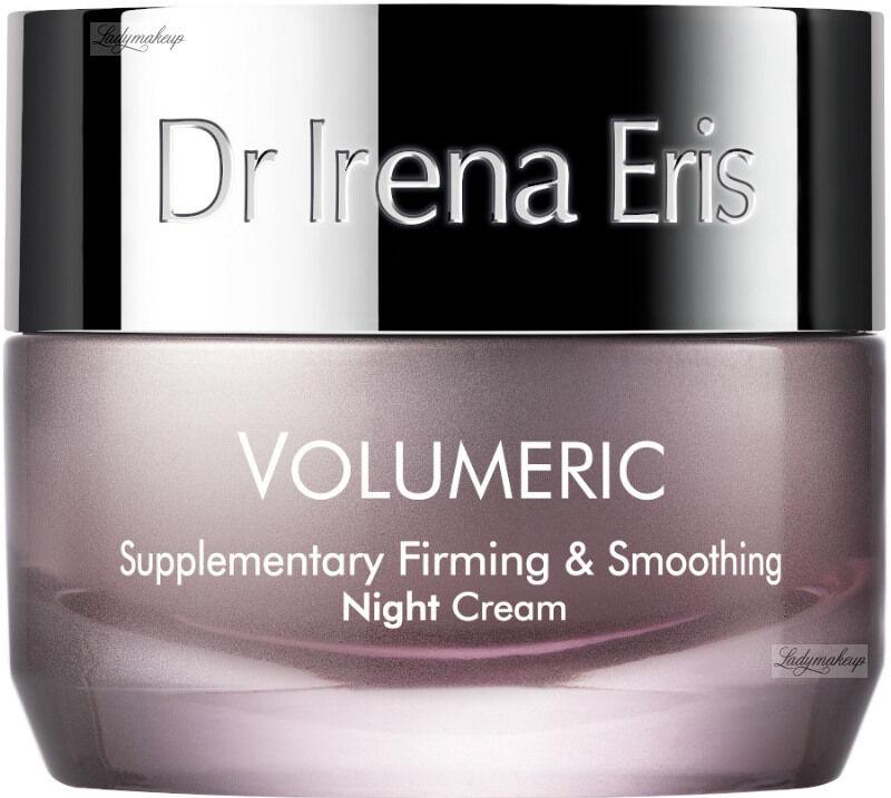 Dr Irena Eris - VOLUMERIC - Supplementary Firming & Smoothing - Night Cream - Głęboko ujędrniający krem wygładzający na noc - 50 ml