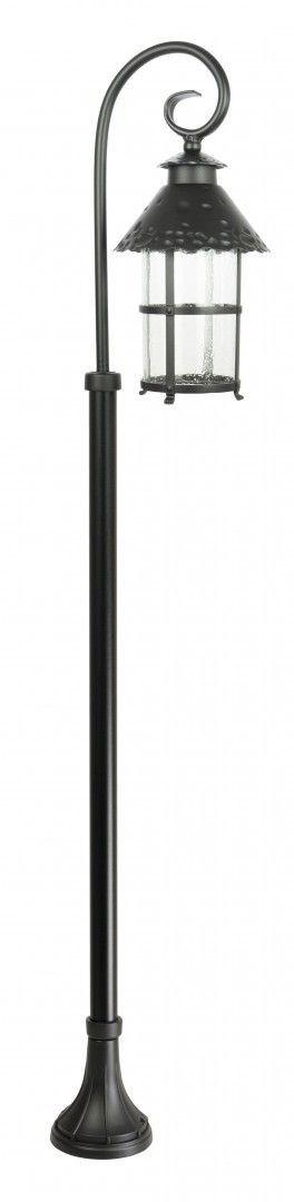 Lampa stojąca ogrodowa Toledo K 5002/1/R Czarny lub patyna IP23 - Su-ma Do -17% rabatu w koszyku i darmowa dostawa od 299zł !