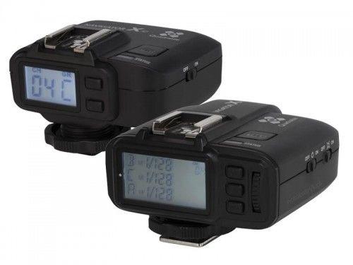 Quadralite Navigator X Kit - zestaw, nadajnik z odbiornikiem do aparatów Sony