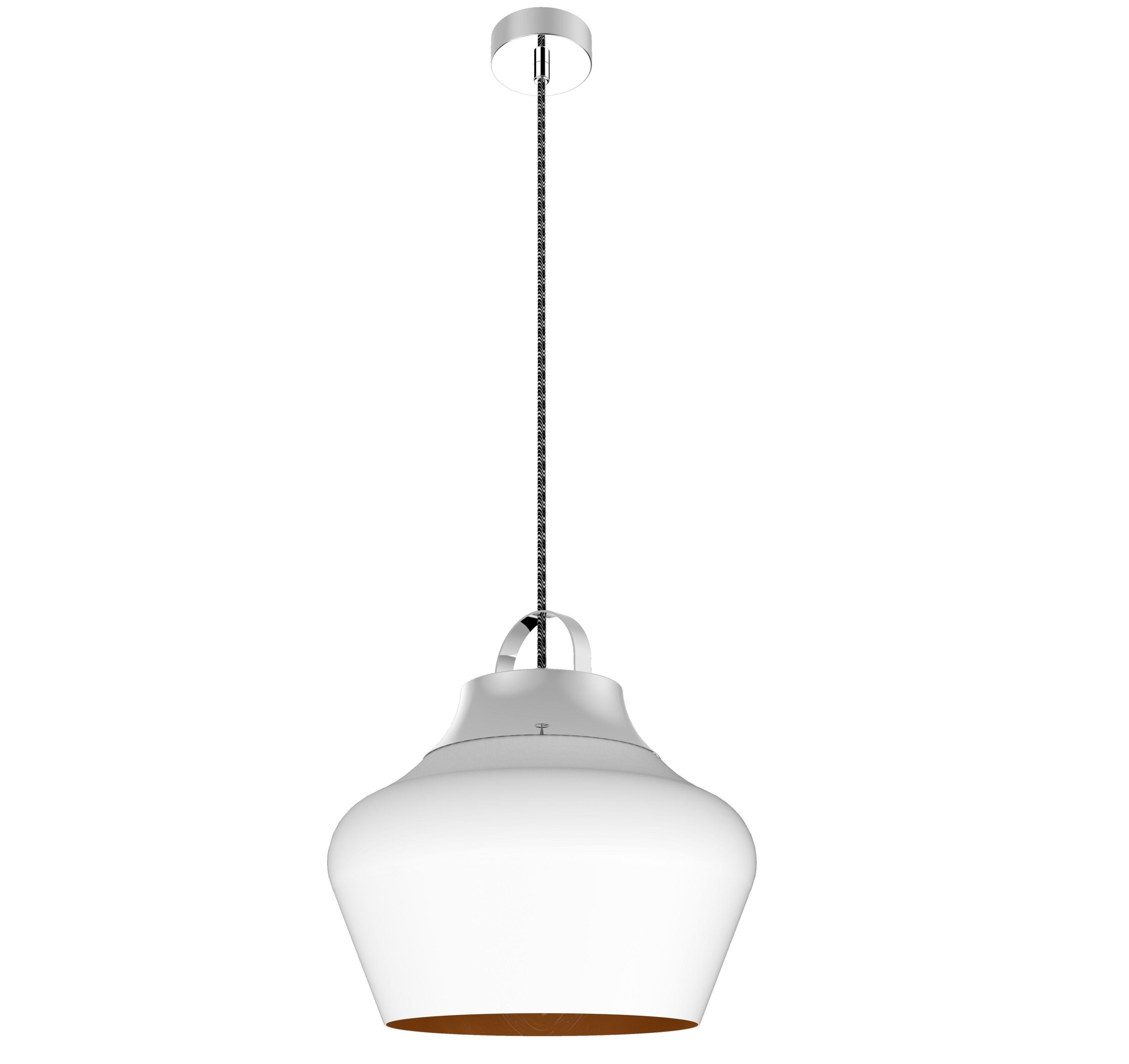 KETER LIGHTING LAMPA ZWIS NEGRO WHITE 130
