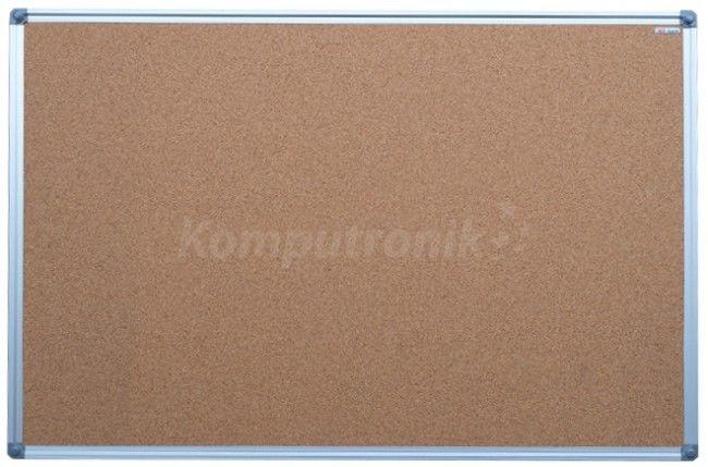 Tablica korkowa (rama aluminiowa) 100x80 cm