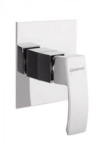 GINKO podtynkowa bateria prysznicowa, 1 funkcyjna, chrom