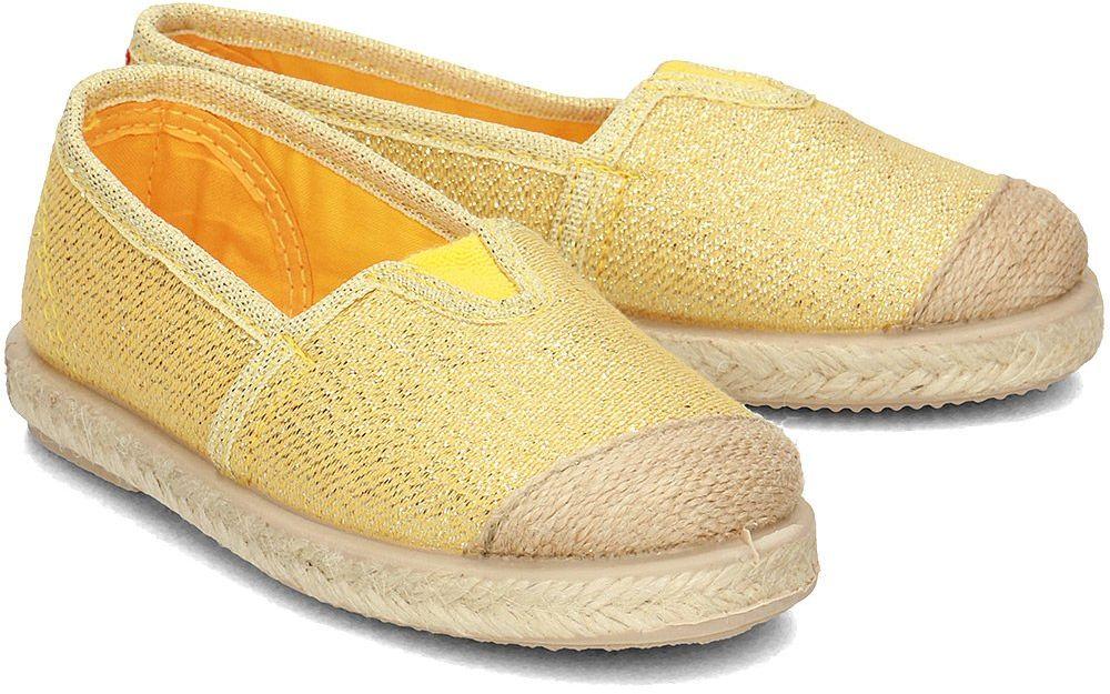 Cienta Oro - Kapcie Dziecięce - 44013 25 - Żółty